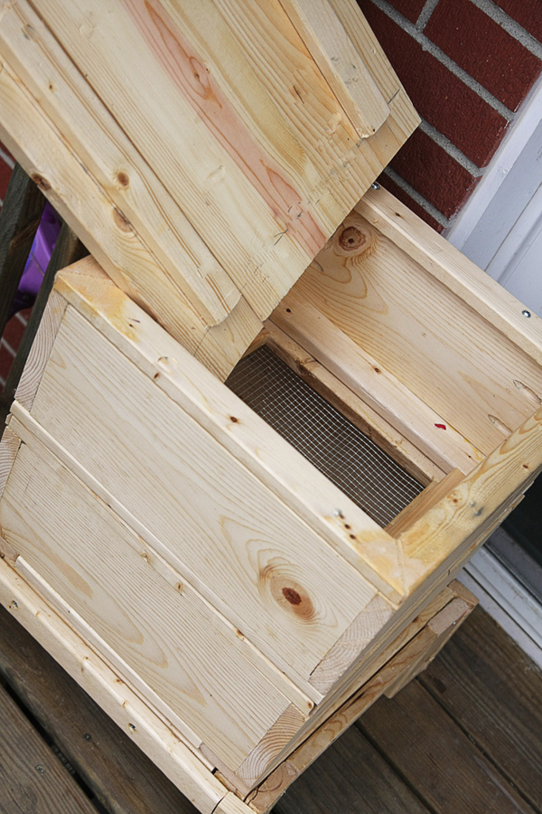 Ana White | Worm Compost Bin - DIY Projects