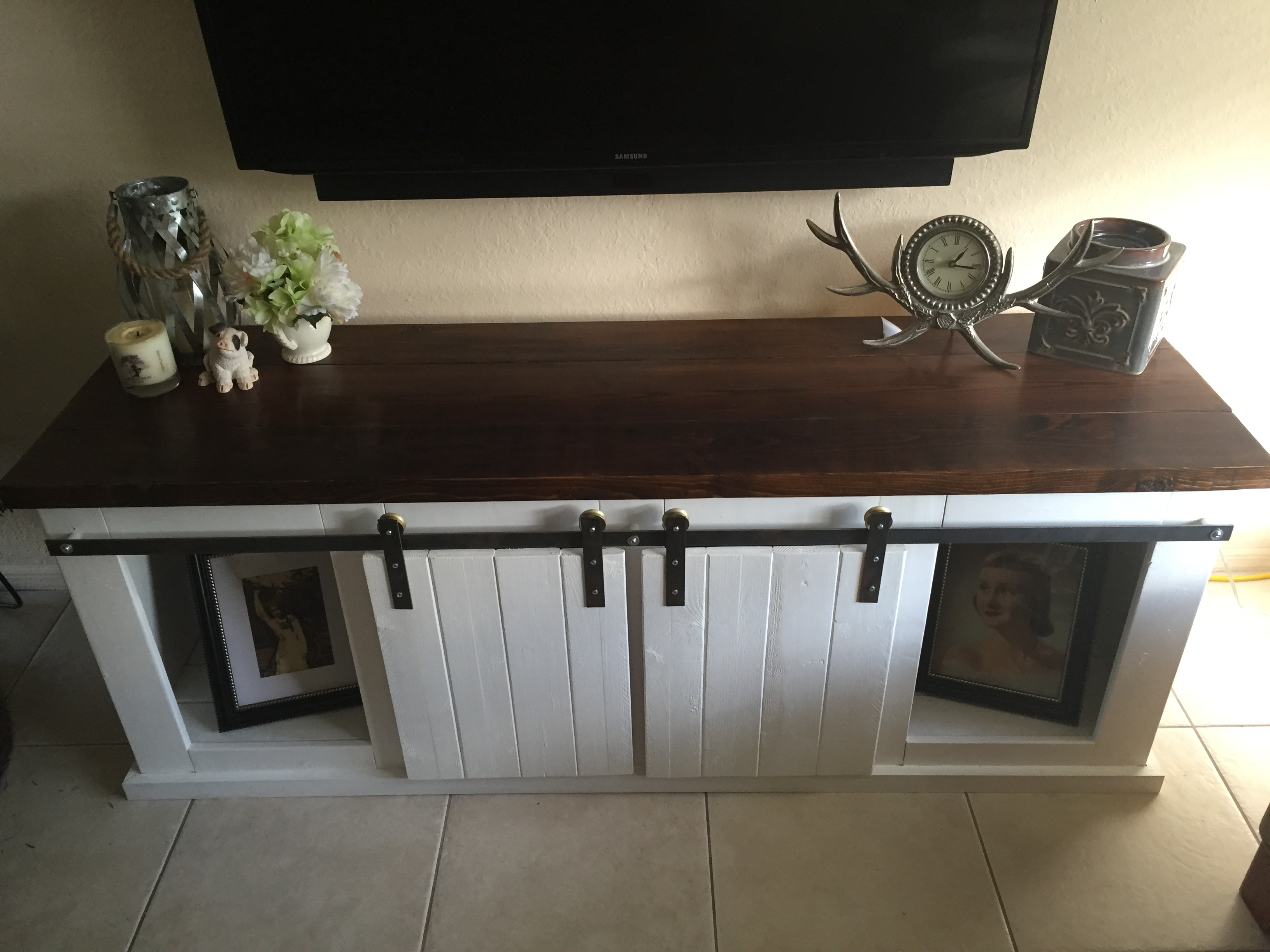 Ana White Grandy Tv Stand Diy Projects