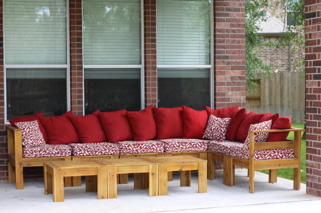Home » Free Plans For Outdoor Sofa
