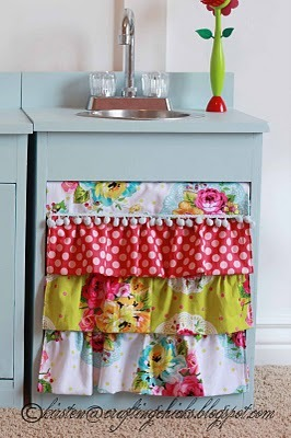 Ana White | Simple Play Kitchen Sink - DIY Projects