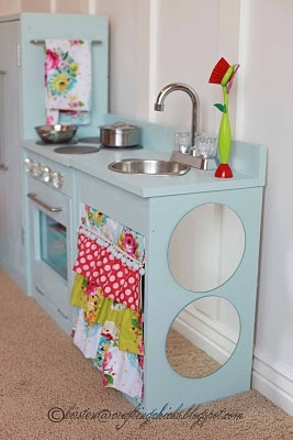 Play Kitchen Plans Little Stove Is Easy To Make And Will Thrill