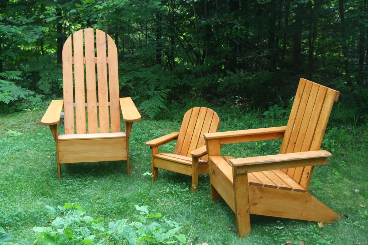 Exceptionnel Adirondack Chairs For The Family