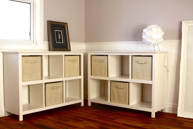 Ana White Cube Bookcases Diy Projects