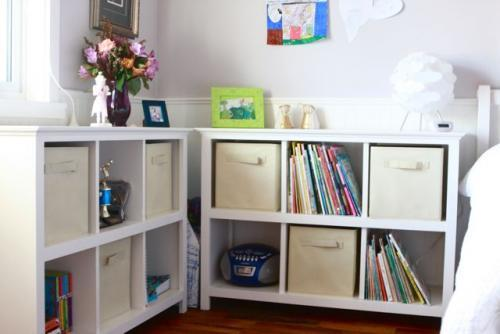 Ana White | Cube bookcases - DIY Projects