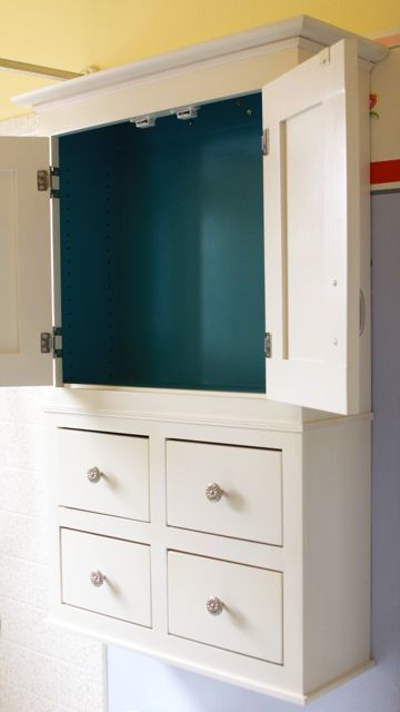A bathroom cabinet for all that stuff! & Ana White | A bathroom cabinet for all that stuff! - DIY Projects