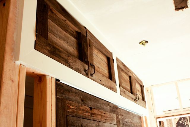 Barn-style sliding doors  Ana White DIY Projects