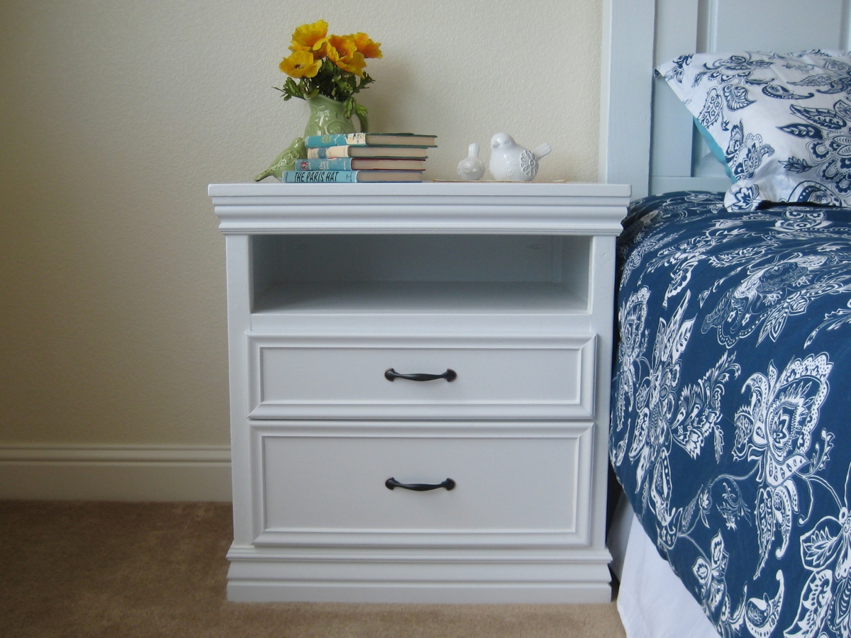 ana white not so rhyan nightstands diy projects. Black Bedroom Furniture Sets. Home Design Ideas
