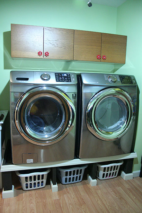 Ana White Modified Washer Dryer Pedestal Diy Projects