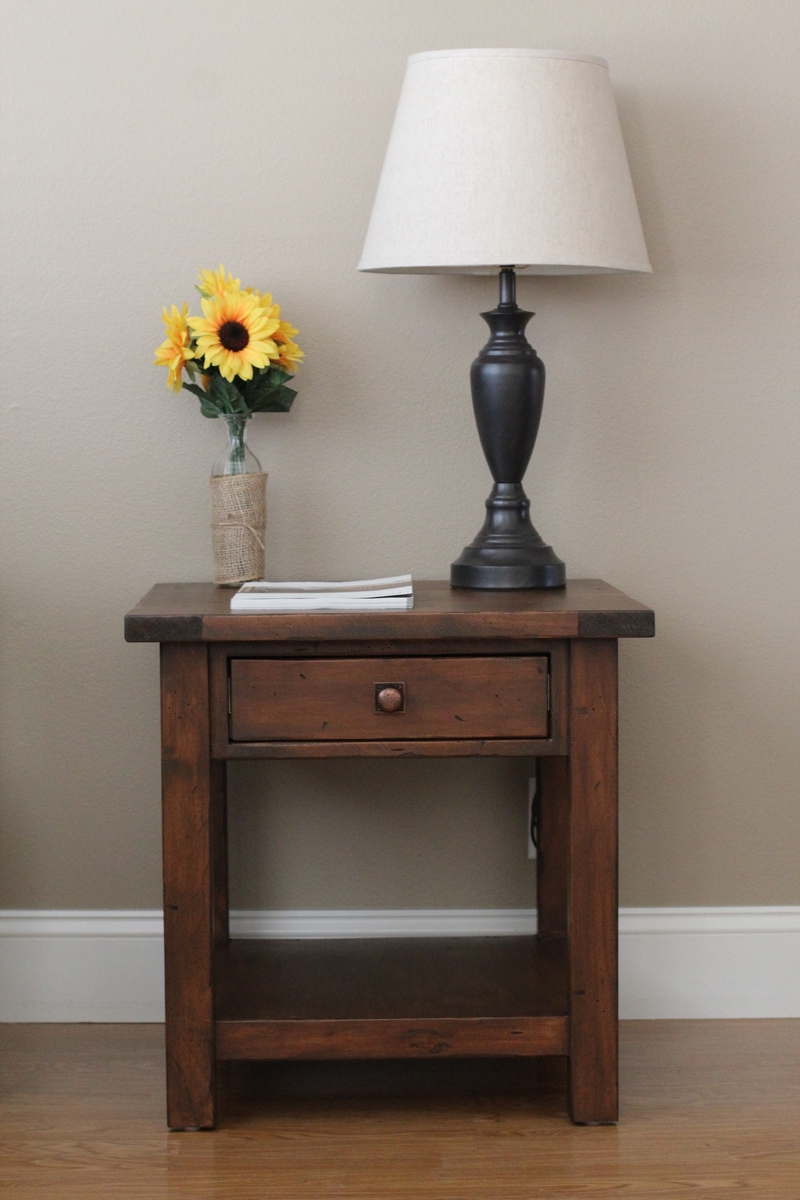 Ana White | Benchwright end table - DIY Projects