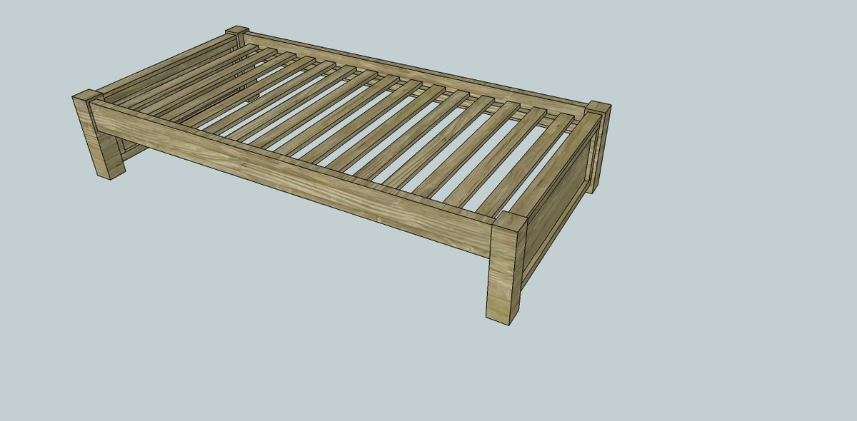 How To Build A Twin Size Platform Bed With Storage | Search Results ...