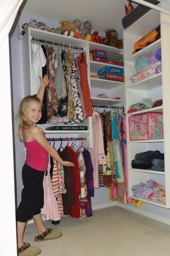Ana White Closet Organized Diy Projects