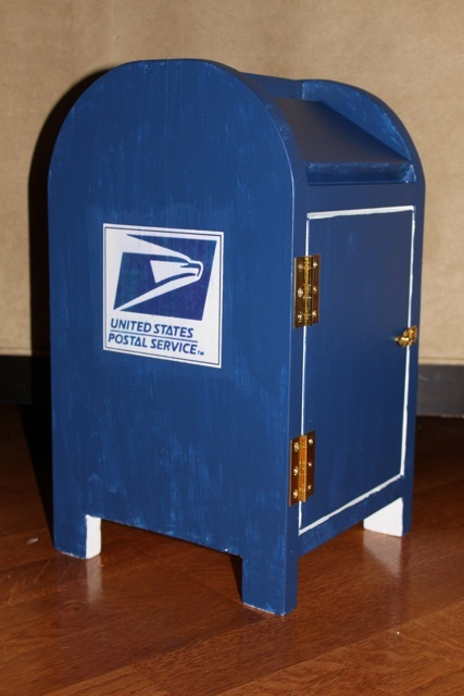 Ana White Mail Box Diy Projects