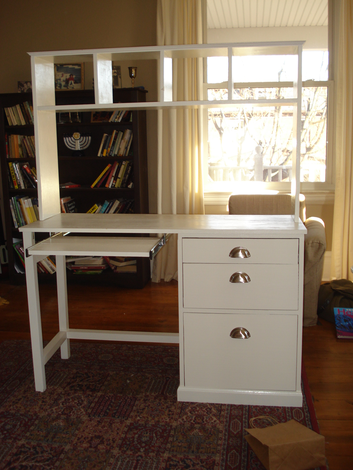 Ana White Desk Diy Projects