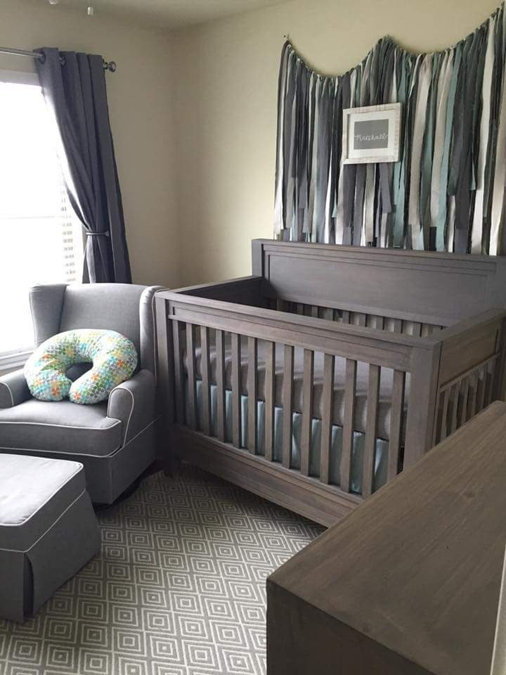Ana White | Marshall's Crib Grandad's First - DIY Projects