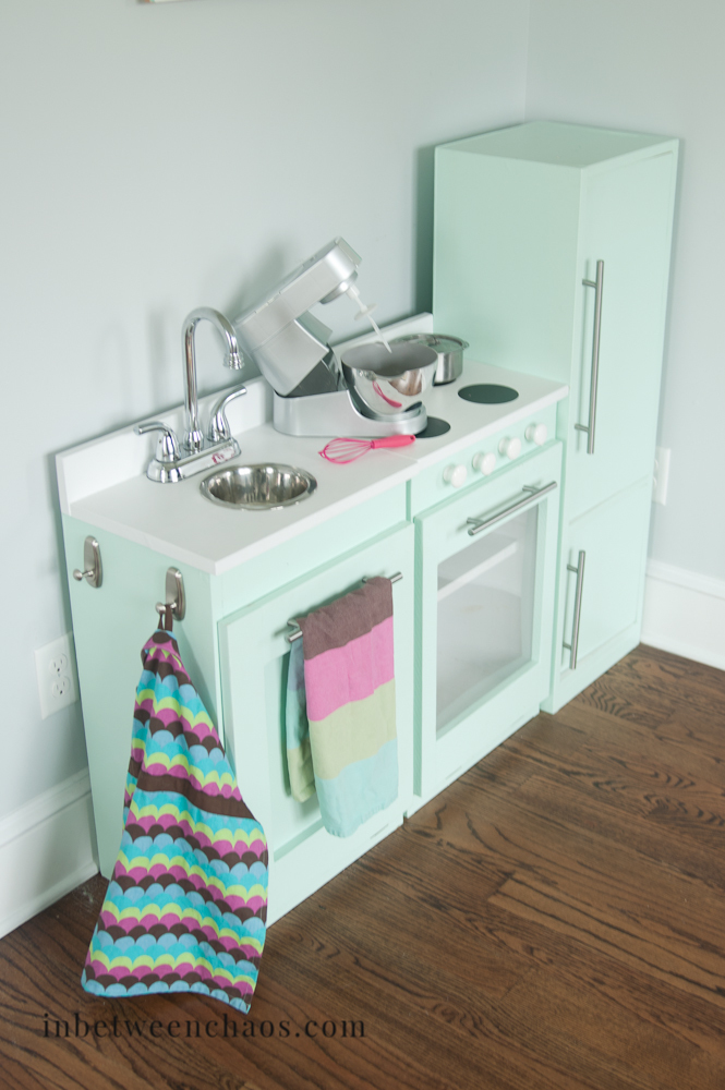 Ana White Modular Play Kitchen Diy Projects