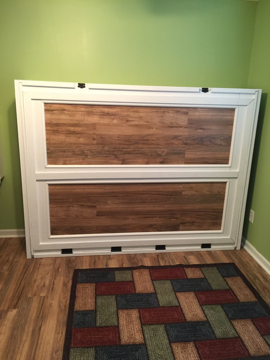 Murphy Bed Plans With Couch