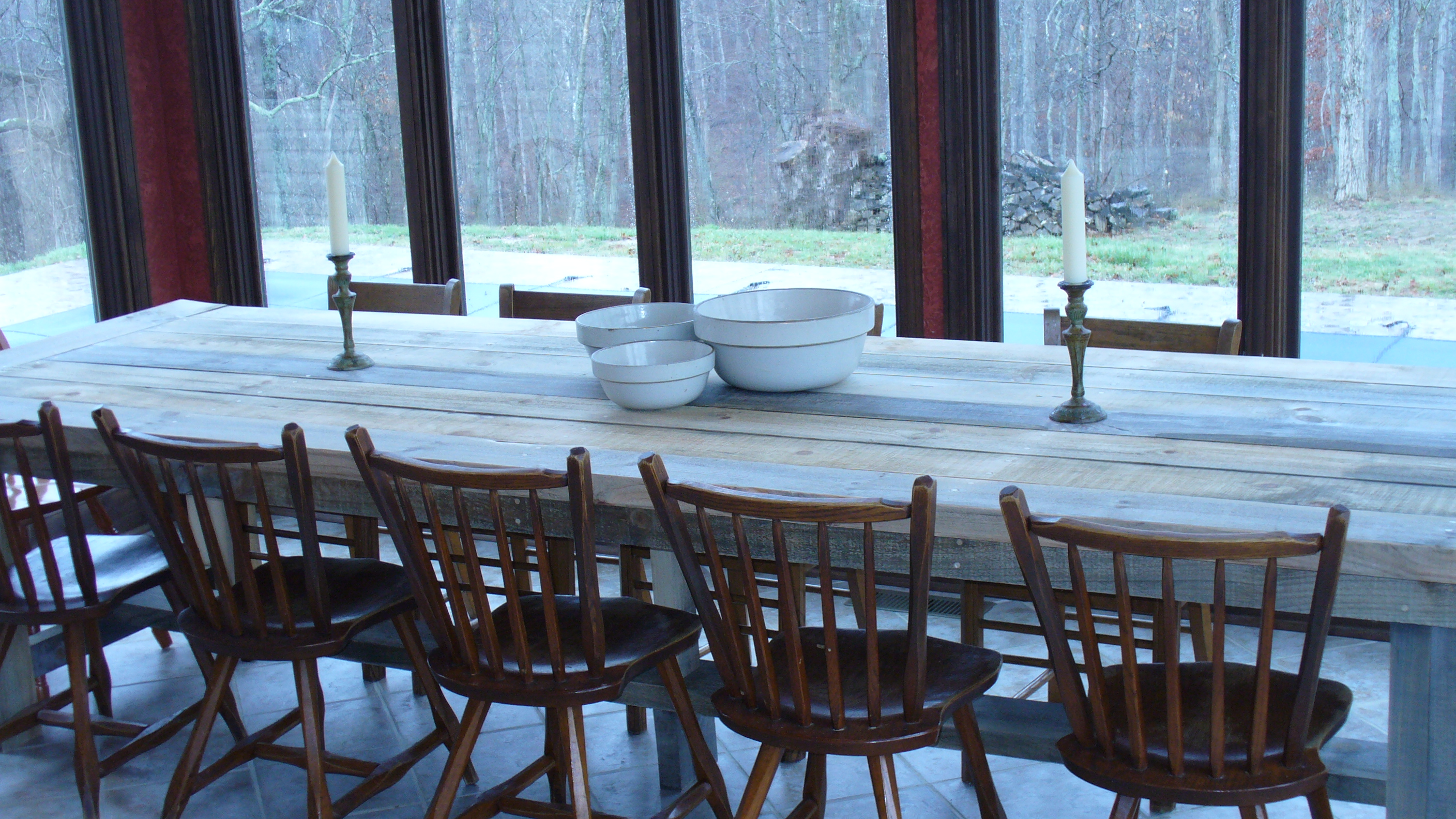 Ana White | Big Farm Table - DIY Projects