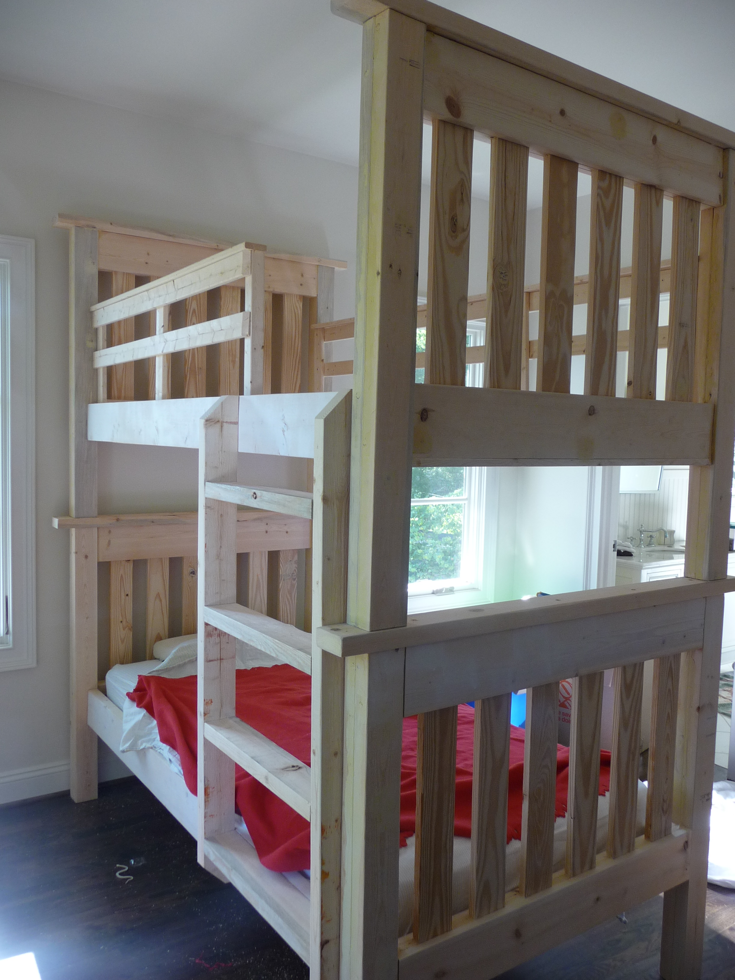 Simple Bunk Beds My First Quot Ana Quot Project Ana White