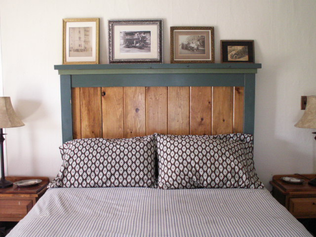 Diy Farmhouse Headboard King