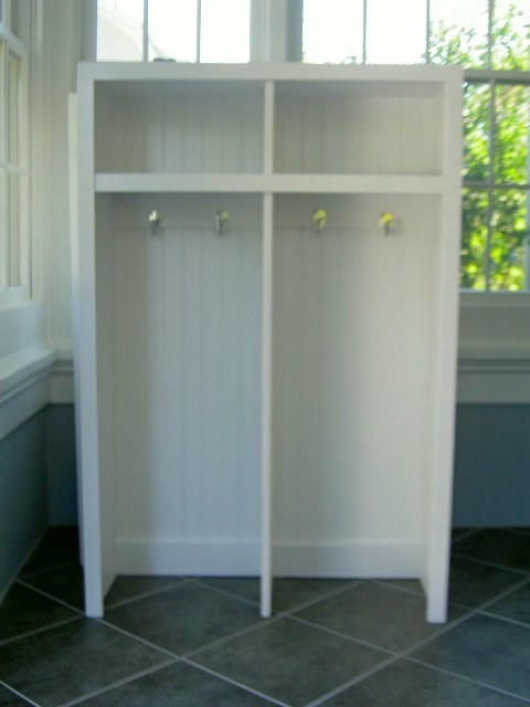 Mudroom Storage Do It Yourself : Ana white entry locker diy projects
