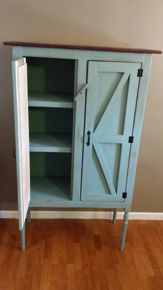 Ana White Country Pie Safe Diy Projects