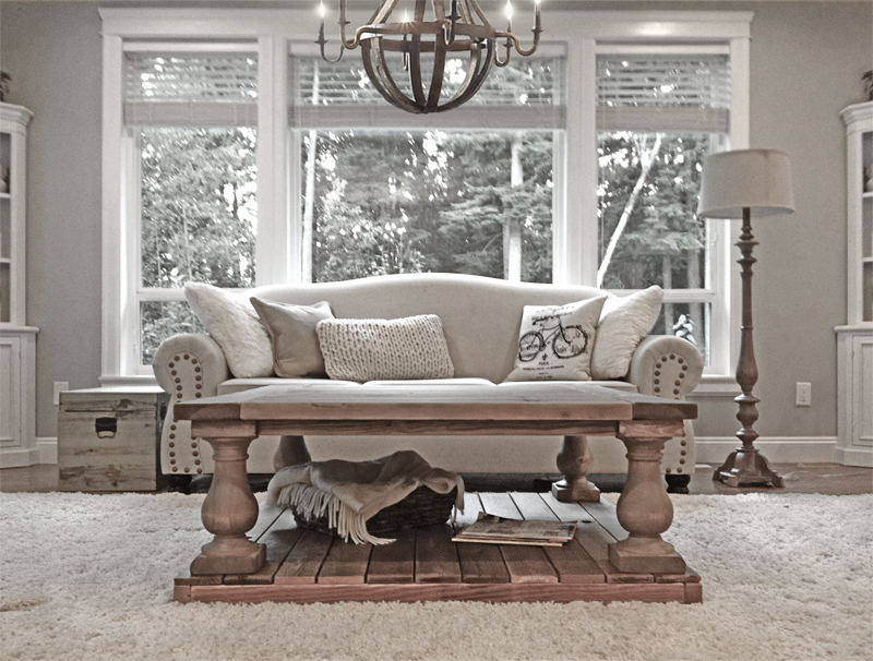 - Ana White RH Balustrade Coffee Table - DIY Projects