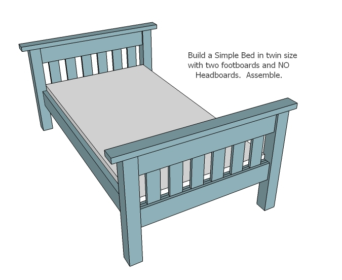 PDF DIY Free Twin Bed Plans Download free bar plans – woodguides