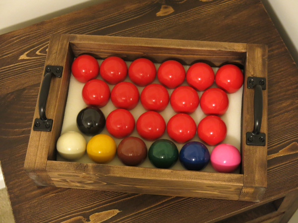 Ana White Snooker And Pool Ball Cabinet Diy Projects