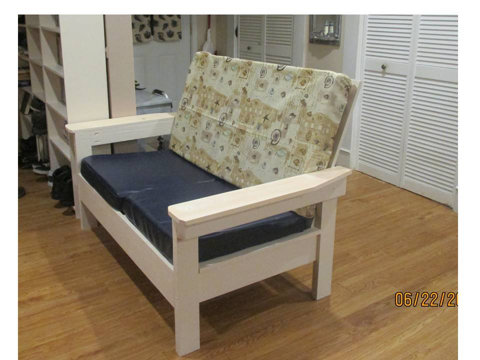 outdoor furniture amish loveseat p glider from pid handcrafted dutchcrafters wood