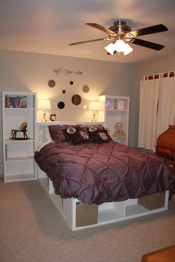 full size storage bed plans. Full Size Storage Bed Plans M