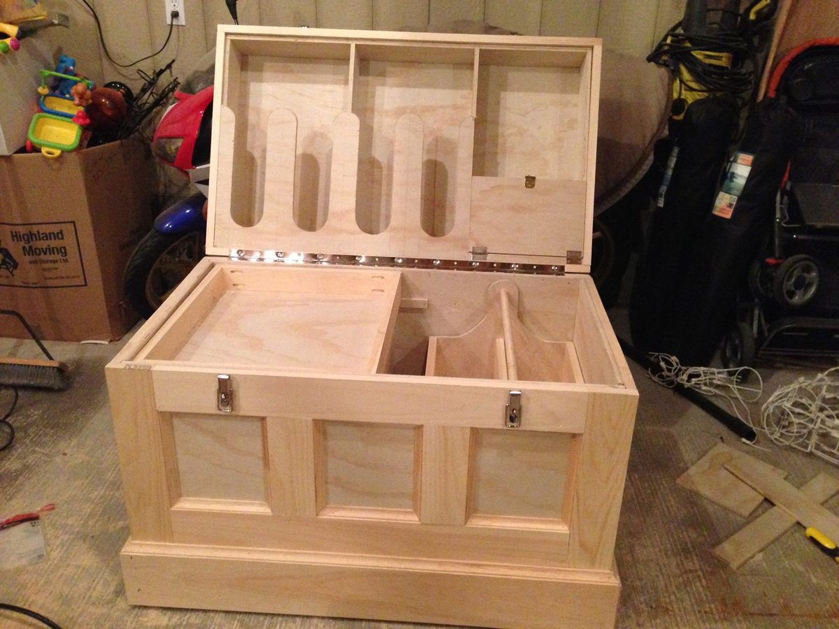 Ana White | Tack Box - DIY Projects