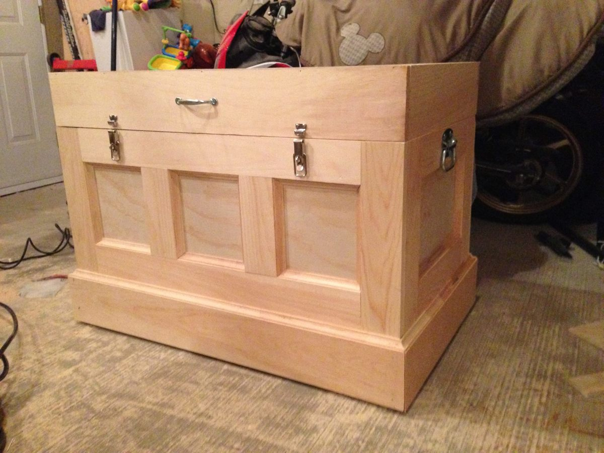Ana White Tack Box Diy Projects