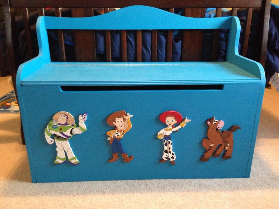 Ana White Toy Chest Deacon S Bench Diy Projects