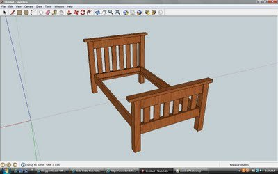 Ana White | Build the Simple Bed - DIY Projects
