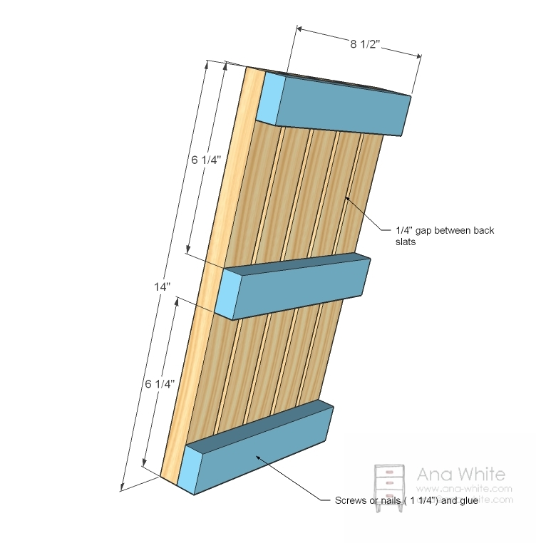 American Girl Doll Chair Plans Simple Wood Joining Techniques
