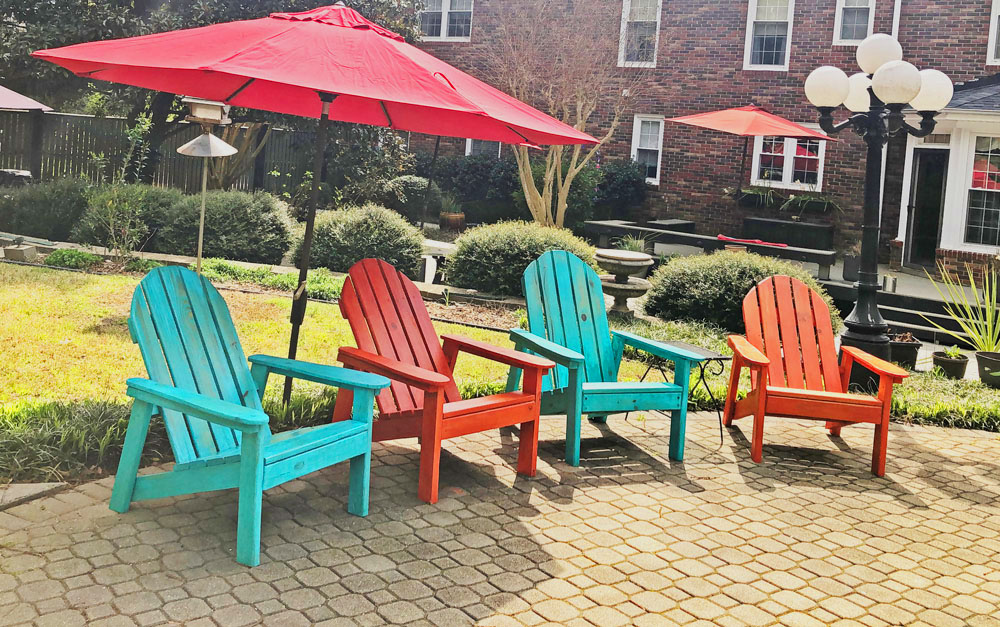 Magnificent Adirondack Chairs Ana White Bralicious Painted Fabric Chair Ideas Braliciousco