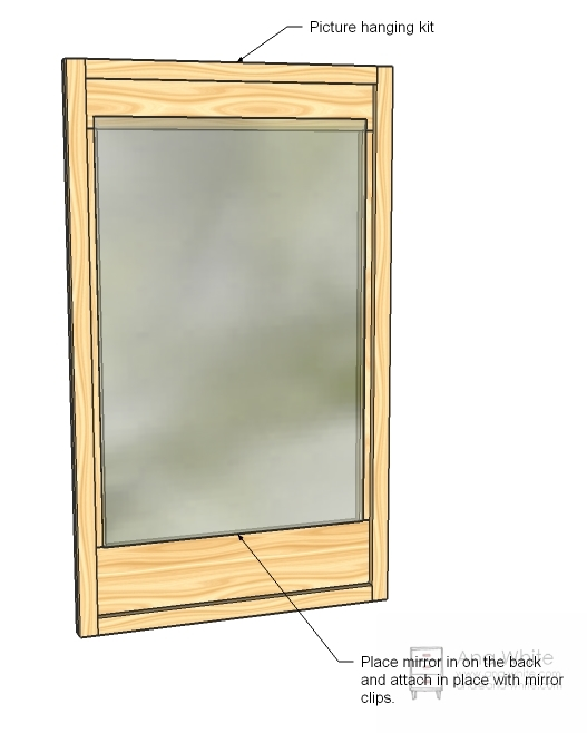 Build a Mirror Frame  YouTube