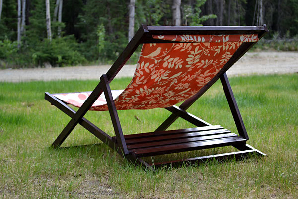 Ana White | Wood Folding Sling Chair Deck Chair or Beach Chair - Adult Size - DIY Projects & Ana White | Wood Folding Sling Chair Deck Chair or Beach Chair ...
