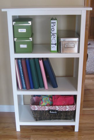 These Simple Easy To Build Bookshelves Are Inexpensive And Can Work In Any Room Of Your Home Fully Framed Add A Drawer Create Nightstand