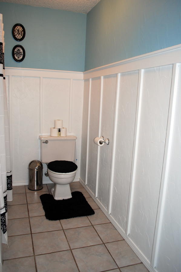 Board And Batten Bathroom. Board And Batten Bathroom