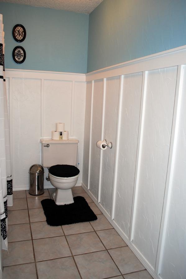 Board And Batten Bathroom Ana White
