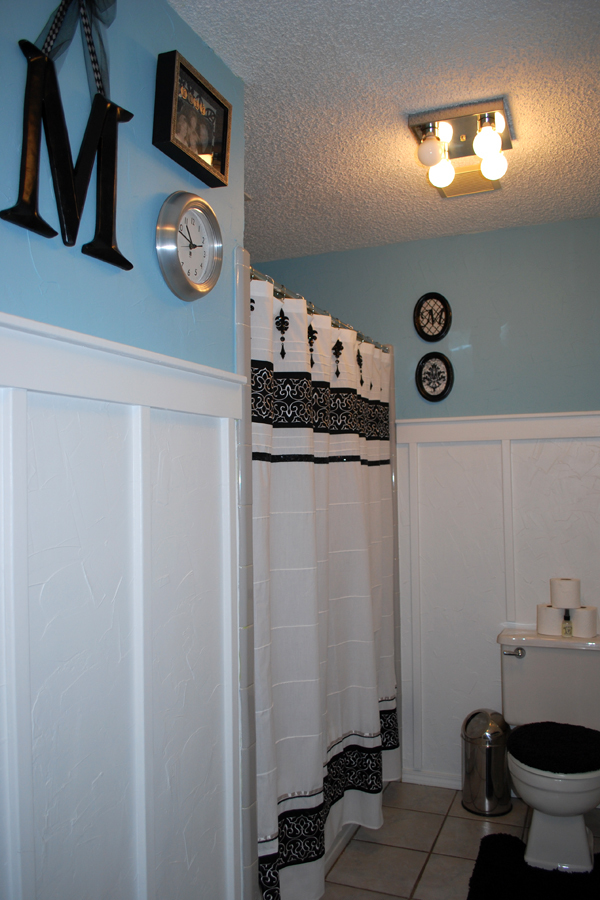 Paint Job Cost >> Ana White | Board and Batten Bathroom - DIY Projects