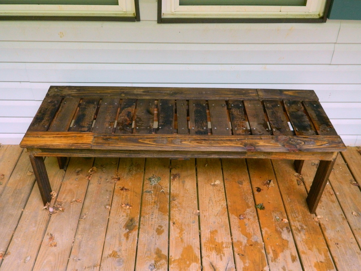 recycled pallets wooden bench pallet mobile crate and pin projects into