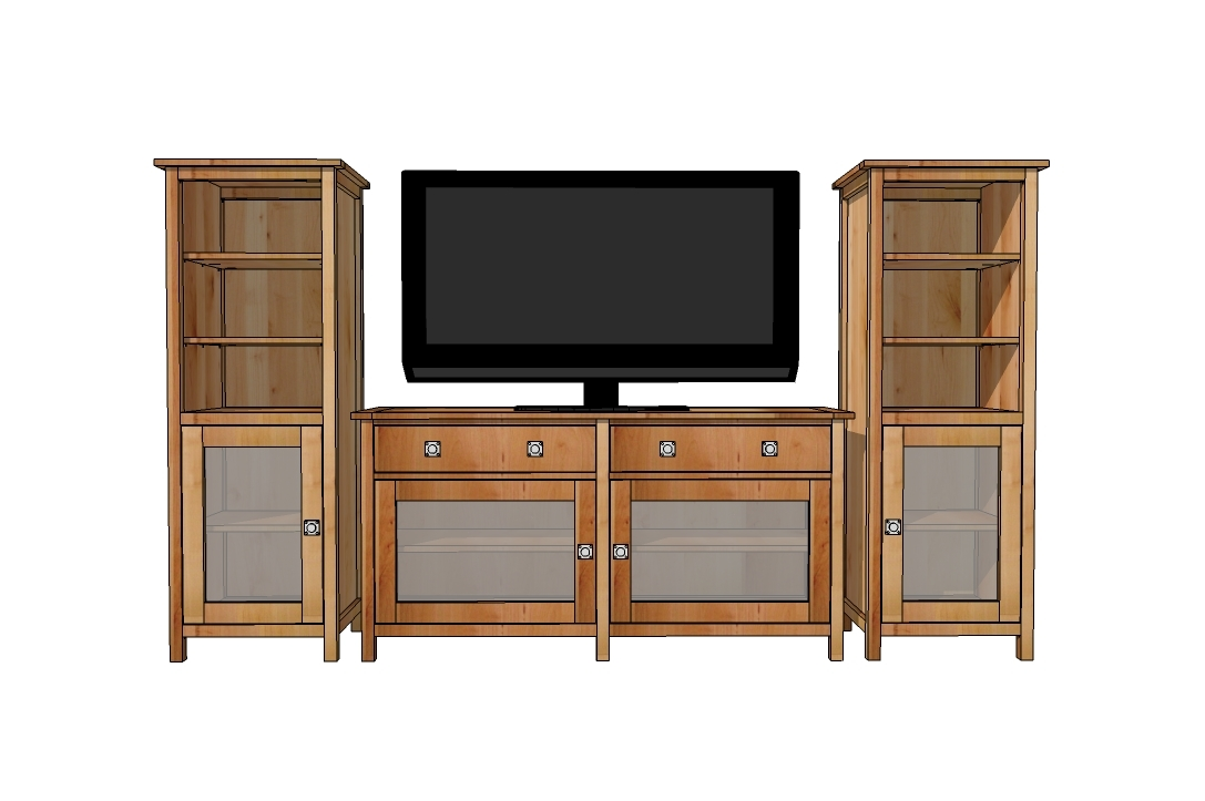 ... table image modern tv wall unit designs build an end table diy media