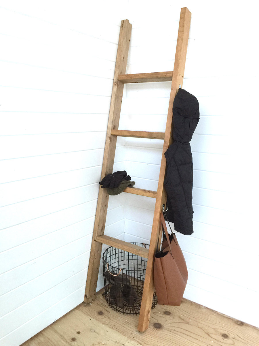 Blanket Ladder Ana White