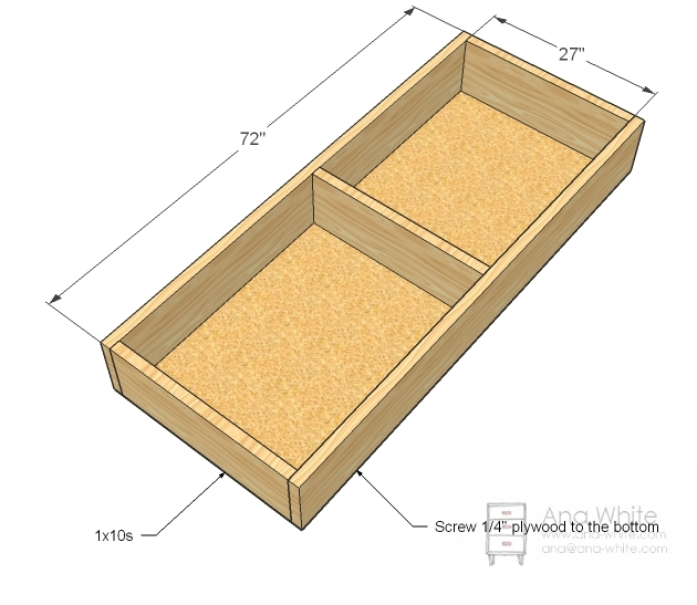 build your own couch diy 201 ana white storage sofa diy projects