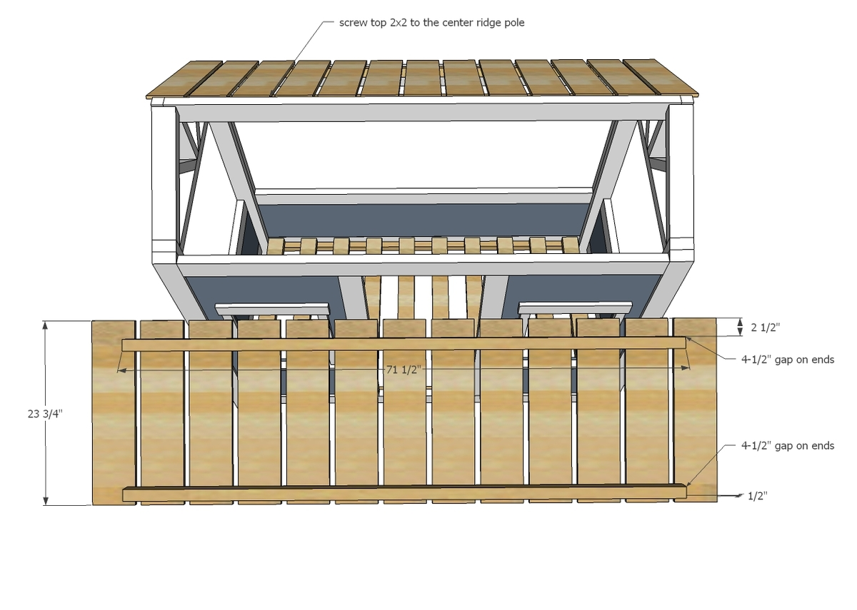 Build a cabin bed plans home decorations idea for Cabin bed plans