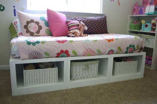twin daybed diy 3