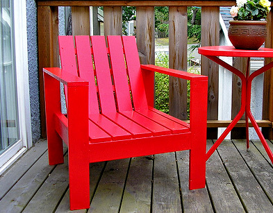 easy to make patio chairs. one of the driving factors in how i design a furniture plan is imagine myself building it. it\u0027s not about just throwing up plan. easy to make patio chairs