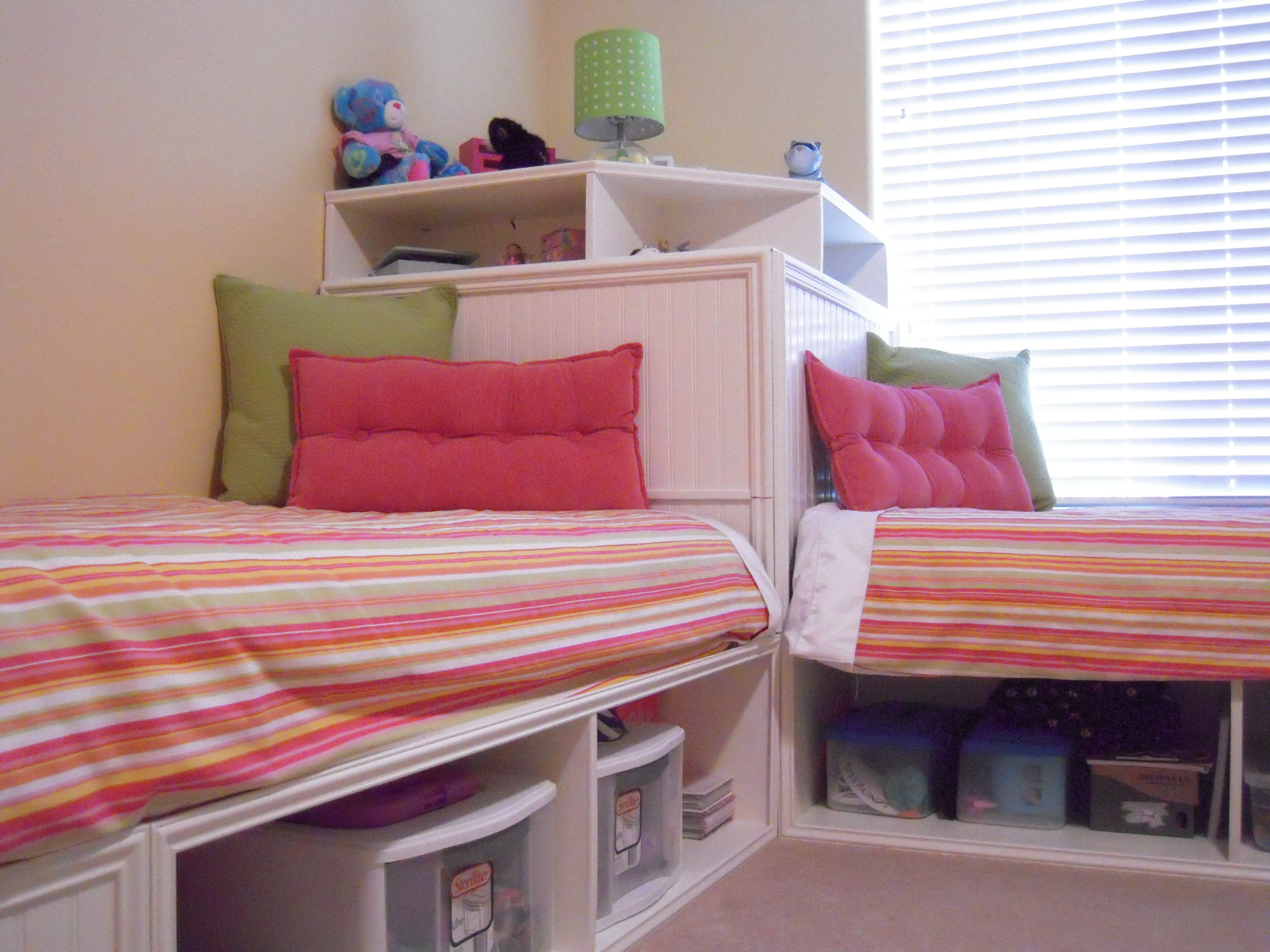 Twin Storage Beds With Corner Unit Bed Mattress Sale